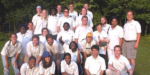 Previous staff members